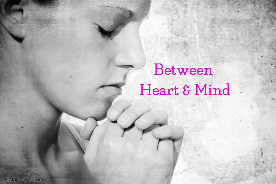 Between Heart Mind Testimony - Made with PosterMyWall