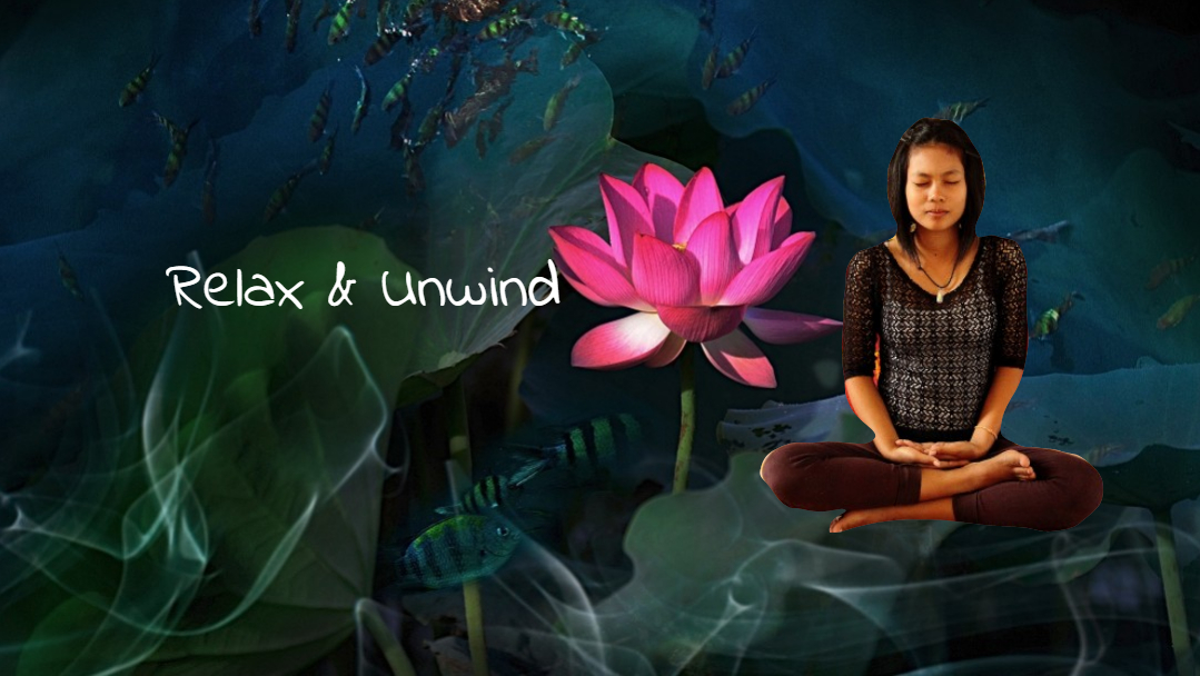 Relax And Unwind Cover Head For Blog 3 - Made with PosterMyWall