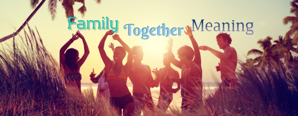 Family Together Meaning Testimony Cover Image