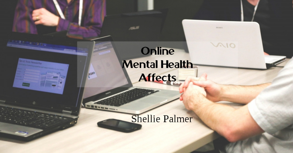 mental health online affects - blog header - made with postermywall