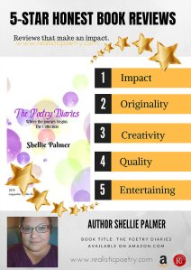 Realistic Poetry International 5 Star Review - The Poetry Diaries