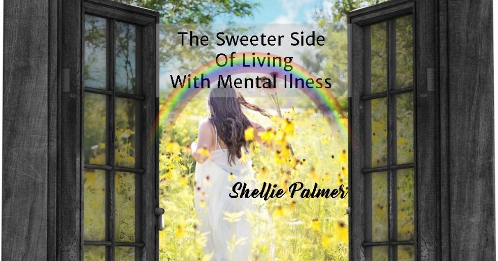 The Sweeter Side Of Living With Mental Illness BLOG header - Made with PosterMyWall