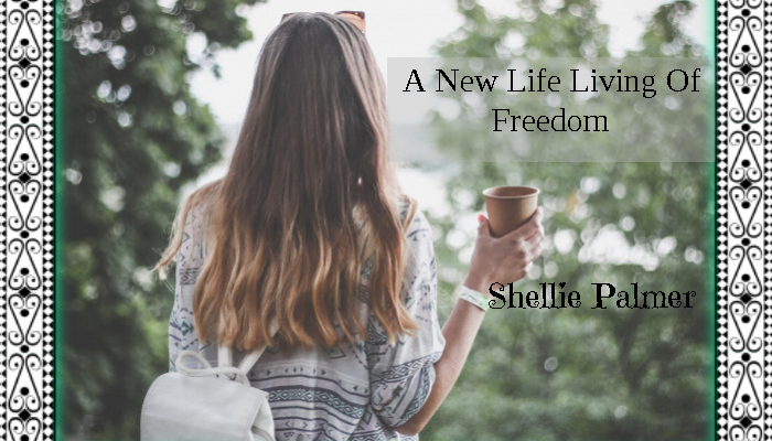 A New Life Living Of Freedom BLOG header - Made with PosterMyWall