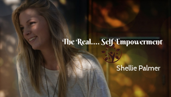 The Real Self Empowerment BLOG Header - Made with PosterMyWall